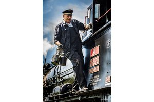 Heritage train technician SZ