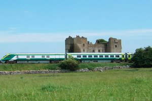 (Great Train and Castle