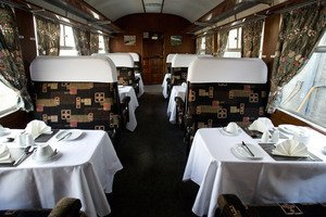 Emerald Isle Express Dinner Coach