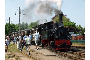 Germany Steam Locomotive