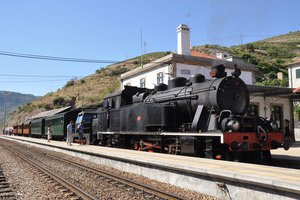 (Duoro Historical Train Locomotive