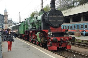England Steam Locomotive
